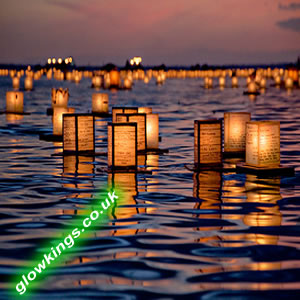 Floating Candle Water Lantern (Pack of 5)