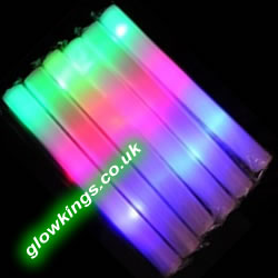 Flashing Foam Glow Stick 48cm - SPECIAL OFFER 40% off