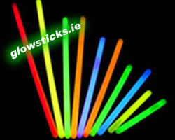 "(Pack of 10) 14"" Glow Sticks SPECIAL OFFER 60% off"