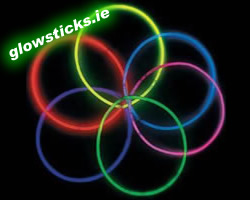 (Pack of 50) Glow Necklaces 5mm x 275mm