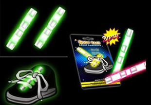 Bright Glowing Shoe Laces (SPECIAL OFFER 75% off)
