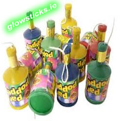 Party Poppers Pack of 30