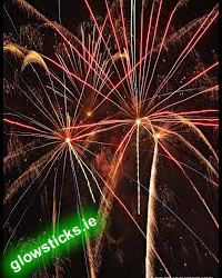 Multi-Coloured Sparklers 25cm (Pack of 5)