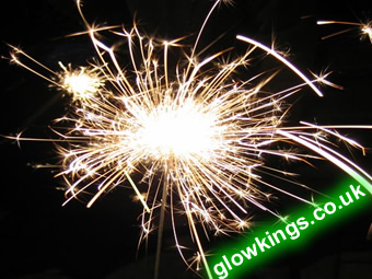 Pack of Sparklers 7 inch (5 Pack)