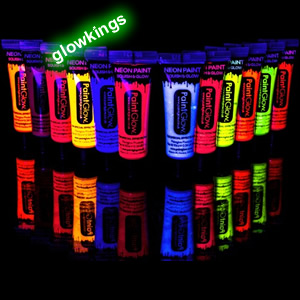 UV Neon Fabric Paint Material Paint