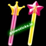 Fun Glowing Star Wand