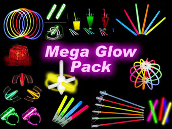Mega Glow Party Pack