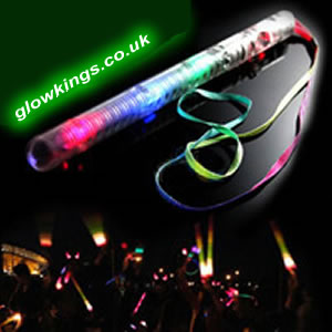 12 Pack of Flashing Party Wands SPECIAL OFFER 33% off