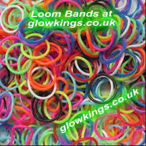 Multi-colour Loombands Loom Bands 75% off Educational and enjoyable