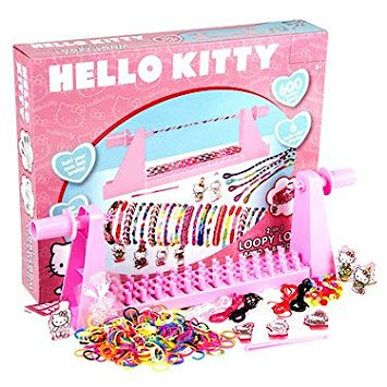 Hello Kitty Loombands Kit SPECIAL OFFER 50% OFF