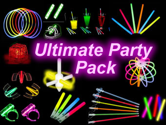 Ultimate Glow Party Pack