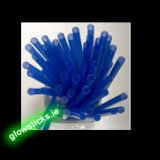 Blue Party Straws (Pack of 50)